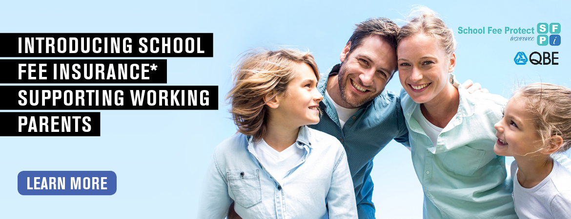 Introducing School Fee Protection Insurance - supporting working families