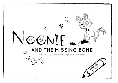 Noonie - front cover