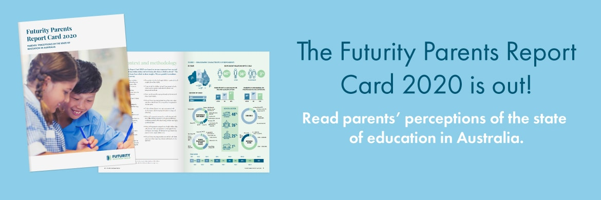 The Futurity Parents Report Card 2020 is out.